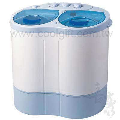 健康迷你雙槽洗衣機