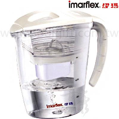 日本伊瑪長效純淨濾水壺2.2L