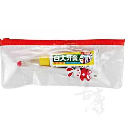 兒童旅行組(牙刷+牙膏)一組