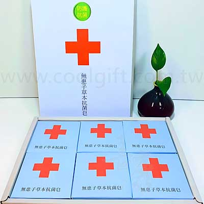 MIT無患子茶樹精油抗菌皂-6入組
