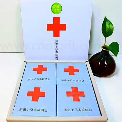 MIT無患子茶樹精油抗菌皂-4入組