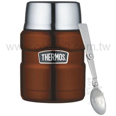 THERMOS 膳魔師不鏽鋼真空保溫食物罐(燜燒罐) 0.47L(SK3000)