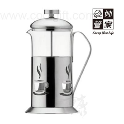 妙管家 特級不鏽鋼沖茶壺 (700ml)