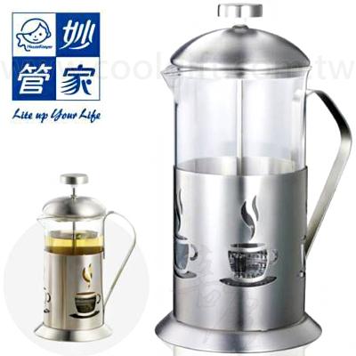 妙管家 特級不鏽鋼沖茶壺 (1.1L)