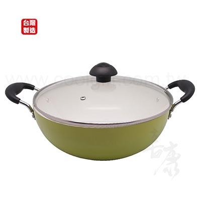 鍋霸陶瓷不沾萬用鍋