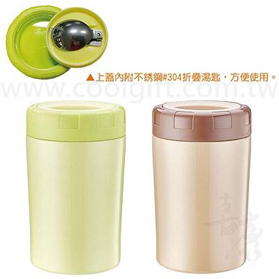 川本家500ML真空燜燒餐罐(附匙)