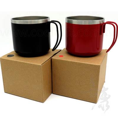 不鏽鋼真空咖啡杯350ml