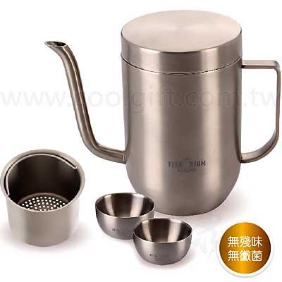 鈦經典一壺2杯茶具組