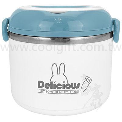 可愛兔隔熱密封餐盒(單層)