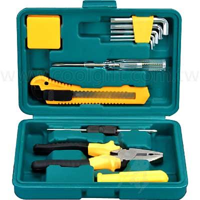 修繕工具箱12件組