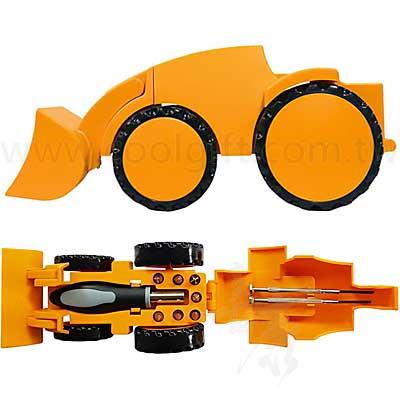 推土機造型10件式工具組