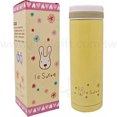 法國兔保溫隨身瓶300ml