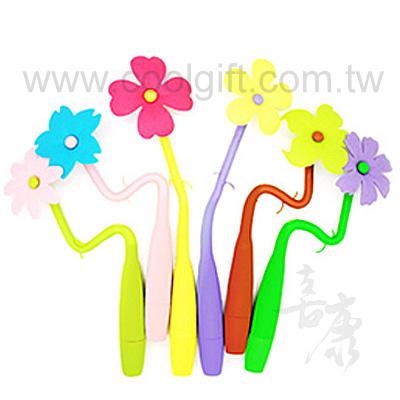 花兒造型扭扭筆