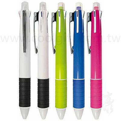 五用金屬夾原子筆
