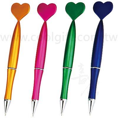 造型愛心原子筆