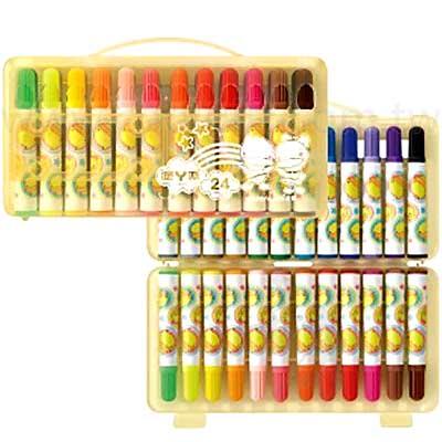 24色塗鴉彩色筆