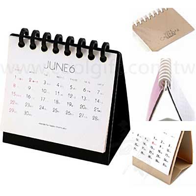 精巧小桌曆