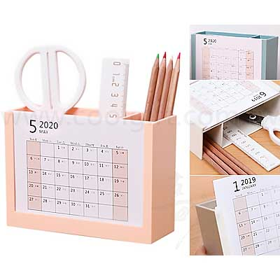 相框桌曆多功能筆筒