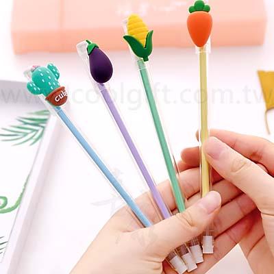 可愛蔬果造型原子筆