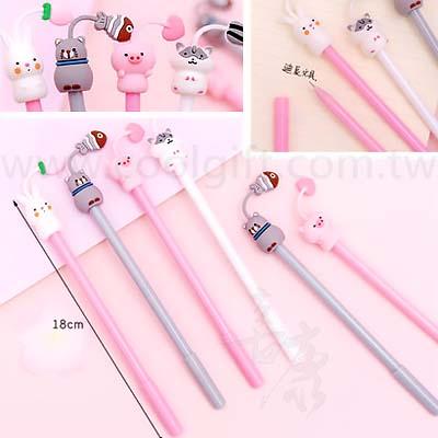可愛動物造型筆