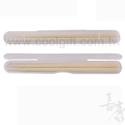 ABS環保筷+盒(23cm)