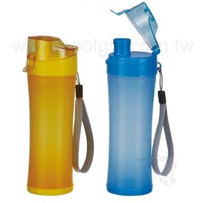 環保曲線運動水瓶