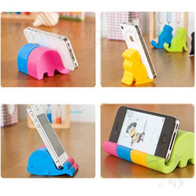 韓式創意 可愛動物手機架