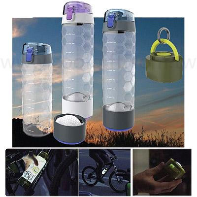 Tritan夜光運動水瓶