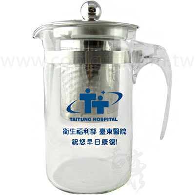 不鏽鋼濾網泡茶壺