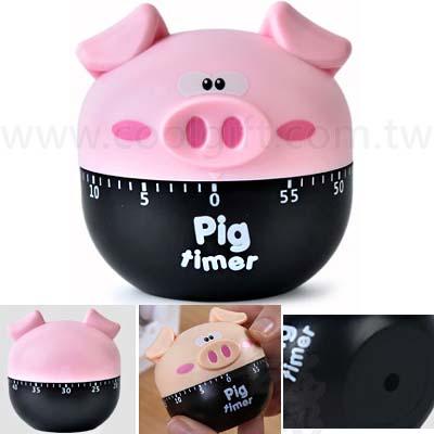 萌豬免電池計時器