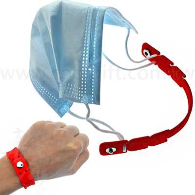 多功能手環口罩減壓器