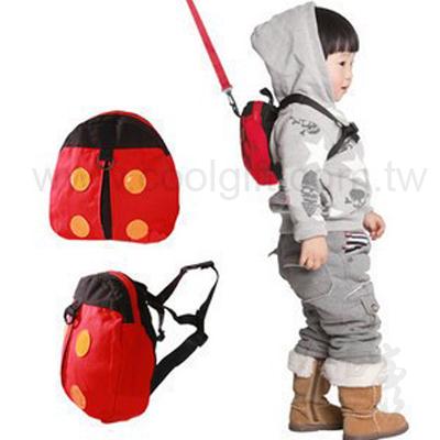 兒童防走失帶/學步帶 瓢蟲背包