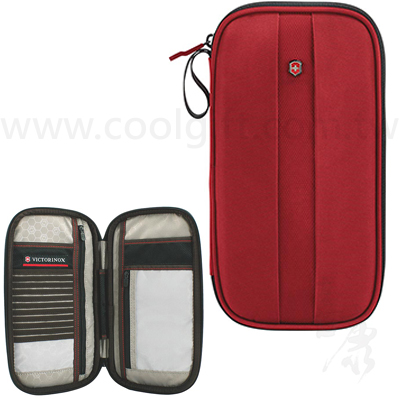 瑞士維氏 護照包+RFID保護