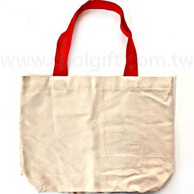橫式帆布手提袋