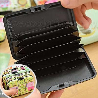 風琴卡片硬殼包