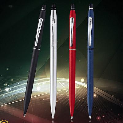 【立卡Click】CROSS 全新現代感原子筆