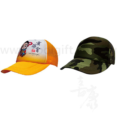 客製化全彩印刷潮帽