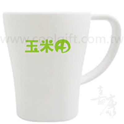 玉米田 環保無毒方圓素杯