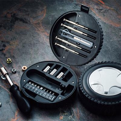 妙管家精巧輪胎造型工具組-20件式