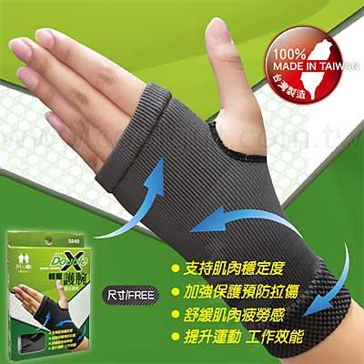 MIT透氣輕壓運動護腕