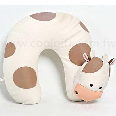 乳牛造型U型枕