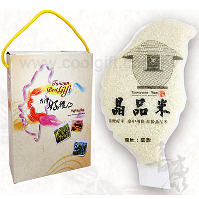 台灣晶品米(一入)
