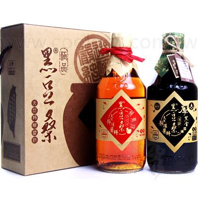 美味非基改天然醬油蘋果淳禮盒