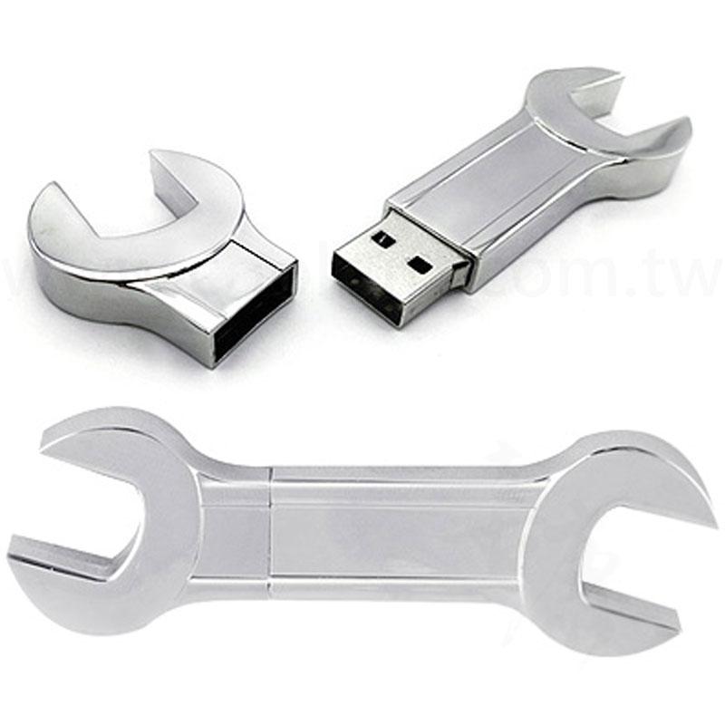 扳手工具造型隨身碟