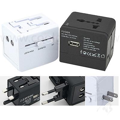 萬能USB轉換插座