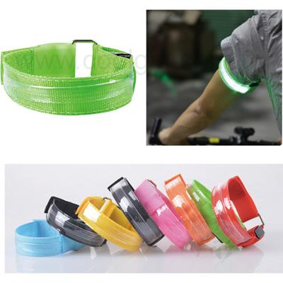 LED發光手環/發光臂帶