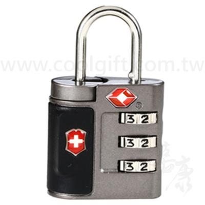 瑞士維氏 U型行李密碼鎖