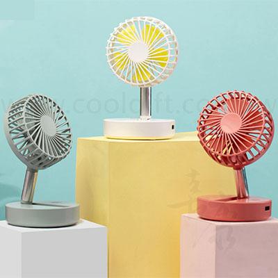 輕巧折疊充電式風扇