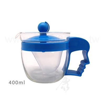 玻璃泡茶壺400ml