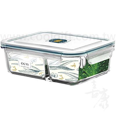 FOR U分隔玻璃保鮮盒